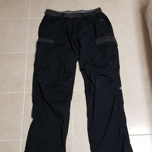 Women's Lululemon Cargo Pants XL